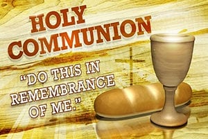 Communion Sermons
