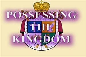 Possessing the kingdom Joshua