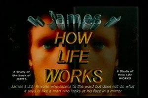 James the book that's how life works