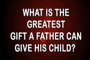 what is the greatest gift